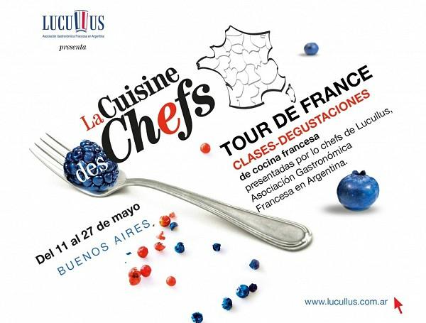 Una oportunidad para descubrir la cocina francesa the - Curso de cocina francesa ...