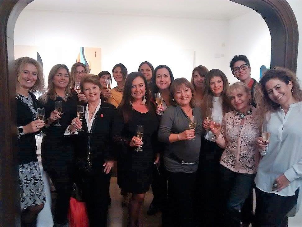 Mujeres-Vinos